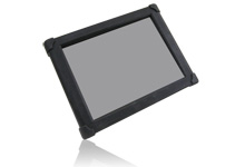 12.1-Inch High-Bright Touchscreen Display with Rubber Bezel IK-FPMT-12-1000
